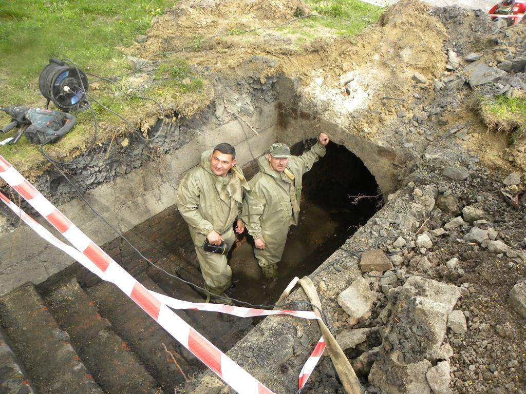 To już sześć lat. Zobacz jak zmienił się podziemny schron w Miechowicach