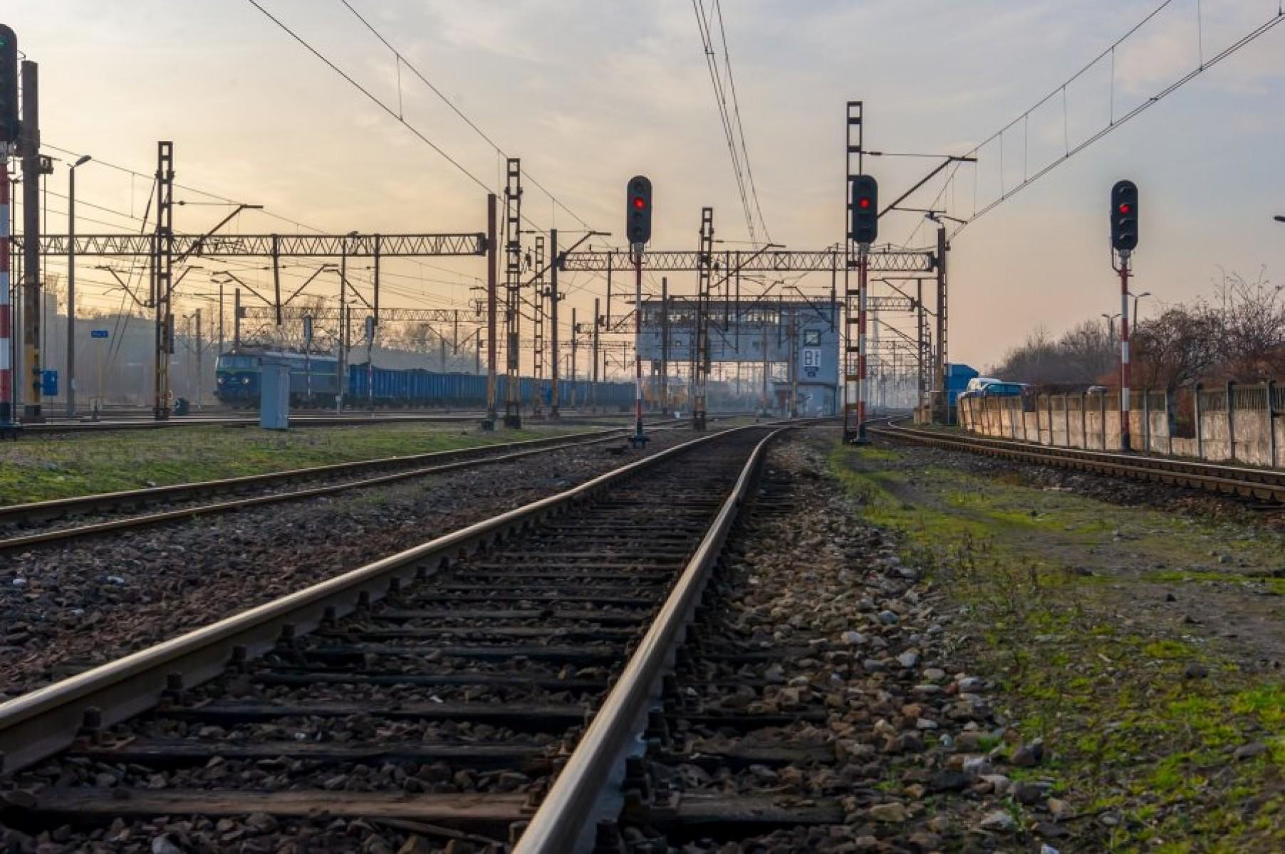 Nastawnia bramowa na linii kolejowej nr 131 w Bytomiu