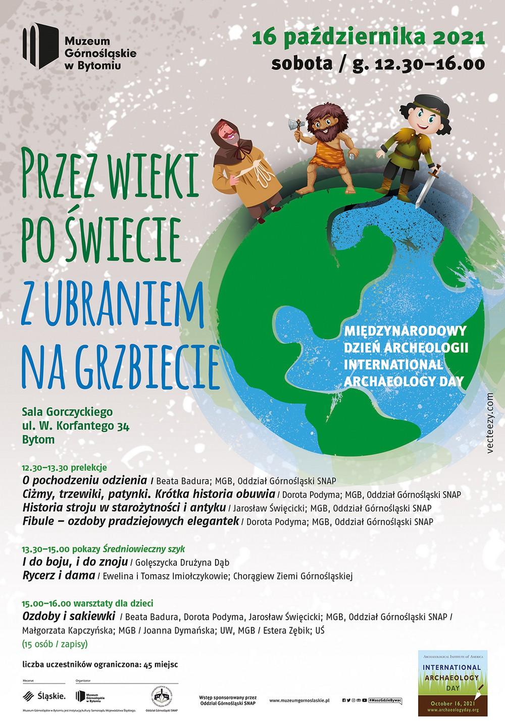 Międzynarodowy Dzień Archeologii w Muzeum Górnośląskim