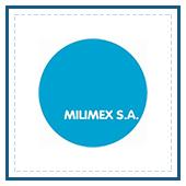 Znak firmowy Milimex S.A.