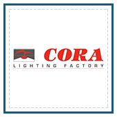 Znak firmowy PHU CORA